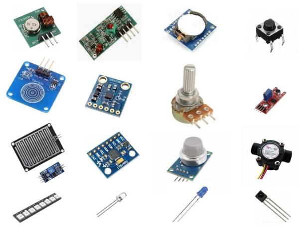 Placa e Componentes 2