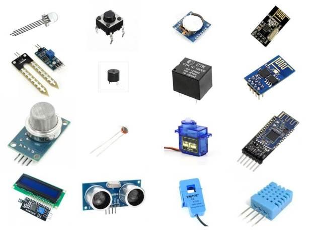 Placa e Componentes